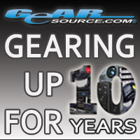 GearSource Used Audio, Video, Lighting and Staging Gear