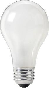 75W Incandescent Bulb