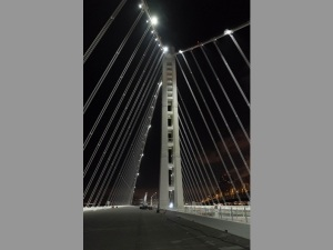 San Francisco Bay Bridge LED Lighting